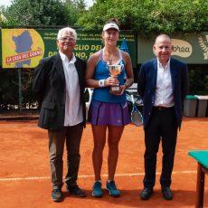 Nicole Fossa Huergo seconda ai campionati nazionali di 2° categoria