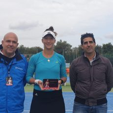 Itf Solarino: si ferma in finale Nicole Fossa-Huergo