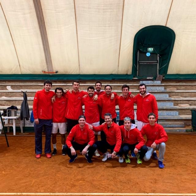 Circolo Tennis Bologna - Squadra maschile Serie A1 2019