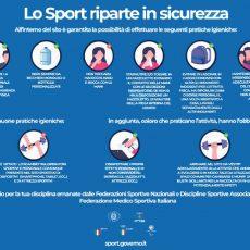 Linee Guida per l'esercizio fisico e lo sport