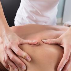 Comunicazione su massaggi e nutrizionista